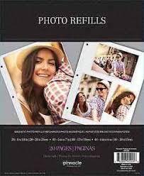 pioneer jmv 207 magnetic photo album photo album refills ebay