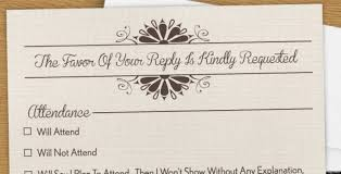 Wedding Invitation Acceptance Card Funny Wedding Invitations Wedding Ideas