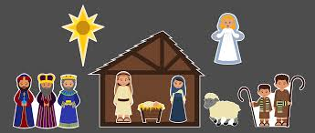 mormon share activity christmas song nativity