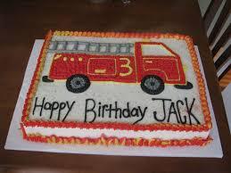 firetruck cake kids 3rd birthday firetruck cake dizzy desserts