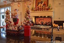 kitchen bar island ideas kitchen christmas decor diy decorations