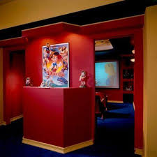 Home Movie Theater Decor Ideas by 64 Best Disney Movie Theater Room Images On Pinterest Movie