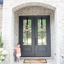 Best Paint For Exterior Door Iron Front Door Black Doors Best 25 Paint Colors Ideas On