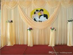 wedding backdrop design 3 6m wedding supplies backdrops curtain new design sequins cheap