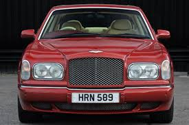 bentley red used 2000 bentley arnage red label for sale in south yorkshire