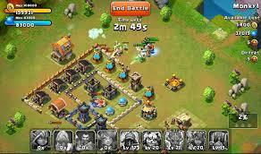 game castle clash mod apk castle clash 1 2 37 apk download free for android