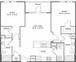 Ucla Housing Floor Plans Amli Campion Trail Apartments Irving Tx Zillow