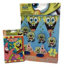 cheap spongebob themed birthday party find spongebob themed