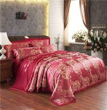 Damask Duvet Cover King Bedspread Quilt Picture More Detailed Picture About 4pcs Set