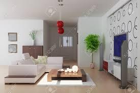 3d Wallpaper For Living Room by Modern Living Room 3d Render I Am The Designer Of Wallpaper Stock