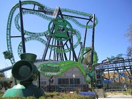 What Time Does Six Flags Magic Mountain Close Fourth Dimension 4d Coaster Videos U0026 Facts