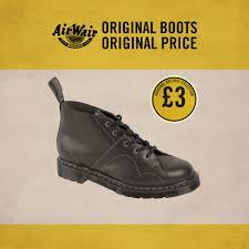 s monkey boots uk original dr martens for just 3 at schuh