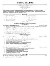 Examples Of Military Resumes by Resume Heavenly Federal Government Resume Example Cover Letter
