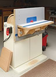 combination router table woodsmith plans