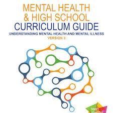 mental health and high curriculum guide version 3 teen
