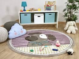 teppich kinderzimmer rund teppich h und m simple linkes bild teppich mit leuchtenden aber