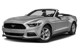 2017 ford mustang ecoboost premium 2 dr convertible at kitchener