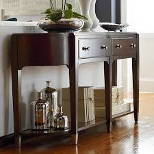 Unique Hallway Tables Unique Living Room Area With 2 Drawers Storage Console Table And