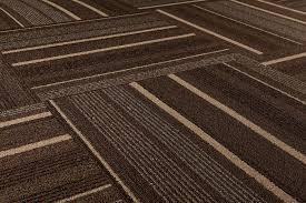 dante carpet tile lark collection dark brown stripe 19 2 3