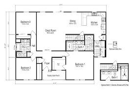 view the lacrosse floor plan for a 1950 sq ft palm harbor