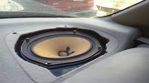 2006 honda civic speakers how to remove honda accord 98 02 rear deck cover speaker