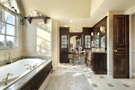Cherry Bathroom Wall Cabinet Bathroom With Dark Cabinets Blue Bathroom Dark Cabinets Bathroom