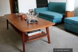 Modern Living Room Tables Best 25 Teak Coffee Table Ideas On Pinterest Modern Living