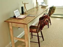 narrow dining table small space dining room decoration