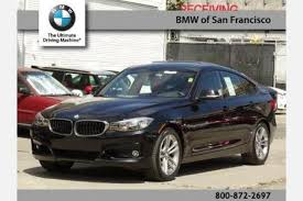 bmw of oakland used 2014 bmw 3 series gran turismo for sale in oakland ca edmunds