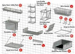 Metro Wire Shelving by Metro Smartwall Shelving And Accessories