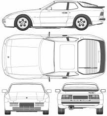 porsche 944 logo the blueprints com blueprints cars porsche porsche 944