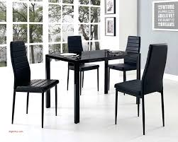 Black Glass Dining Table And 4 Chairs 6 Fresh Hygena Matrix Black Glass Dining Table And 4 White Chairs