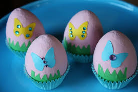 paper easter eggs 7 easy easter egg decorating ideas yesterday on tuesday