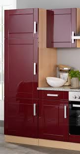 K Henzeile Billig Küchenzeile Varel Küchen Leerblock Breite 270 Cm Hochglanz