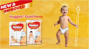 huggies gold new and improved huggies gold