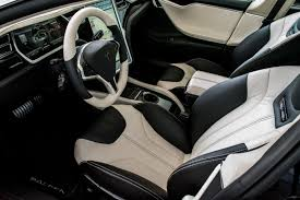 tesla inside roof leather seats for interior also cover for steering wheel and lcd