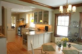 cosy cuisine la cuisine ouverte sur la salle à manger 55 photos archzine fr