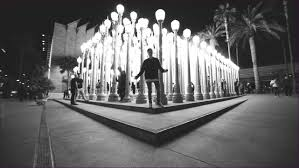 furniture city lights art gallery museum in la with lights