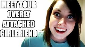 Creepy Girlfriend Meme - justin bieber overly attached girlfriend meme the true story