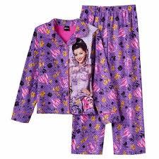 descendants 2 pajamas size 12 shirt set disney