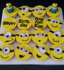 minion cupcake cake minions cupcake for ang jung xian cupcakes minion cakes