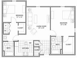 two bedroom two bath house plans uncategorized two bedroom house plans within imposing best 2