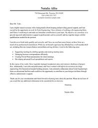Cover letter customer service officer