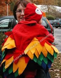 Parakeet Halloween Costume Parrot Costume Google Aladdin