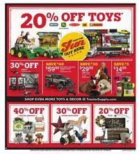 tractor supply black friday 2017 ad scan