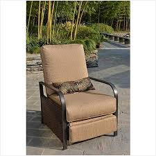 Wicker Reclining Patio Chair Wicker Reclining Patio Chair The Best Option All Weather Wicker