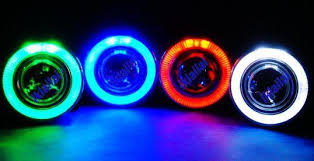Led Fog Light Satuga Blue White Led Ring Project End 11 26 2017 11 28 Am