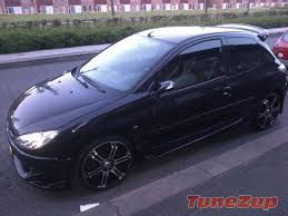 black peugeot for sale for sale nice tuned peugeot 206 1 4 x design 3d tunezup tuned