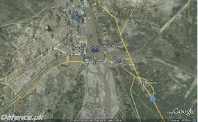 sukkur map rivers barrages of pakistan