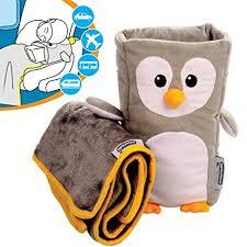 kids travel pillow images Kids travel pillow and travel blanket set 39 tux jpg